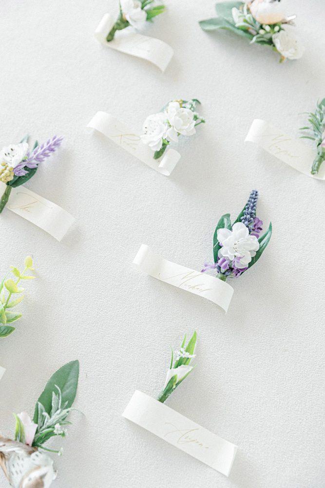 Wedding invitations greece – prosklitiria gamou – prosklisis gamou – fairytale pastels wedding - boutonniere name cards