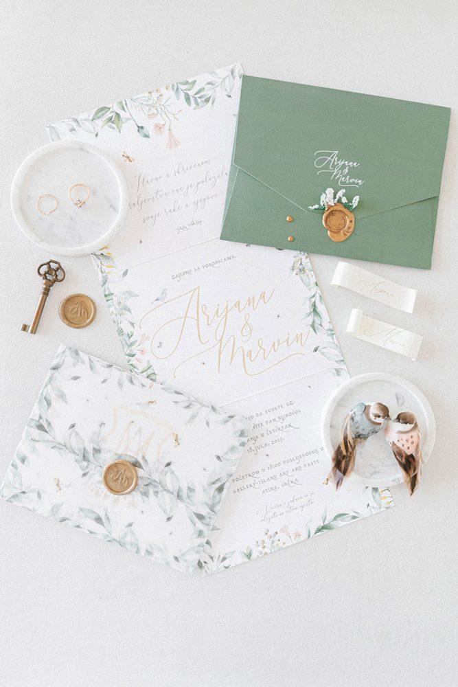 Wedding invitations greece – prosklitiria gamou – prosklisis gamou – fairytale pastels wedding - romantic wedding invitations
