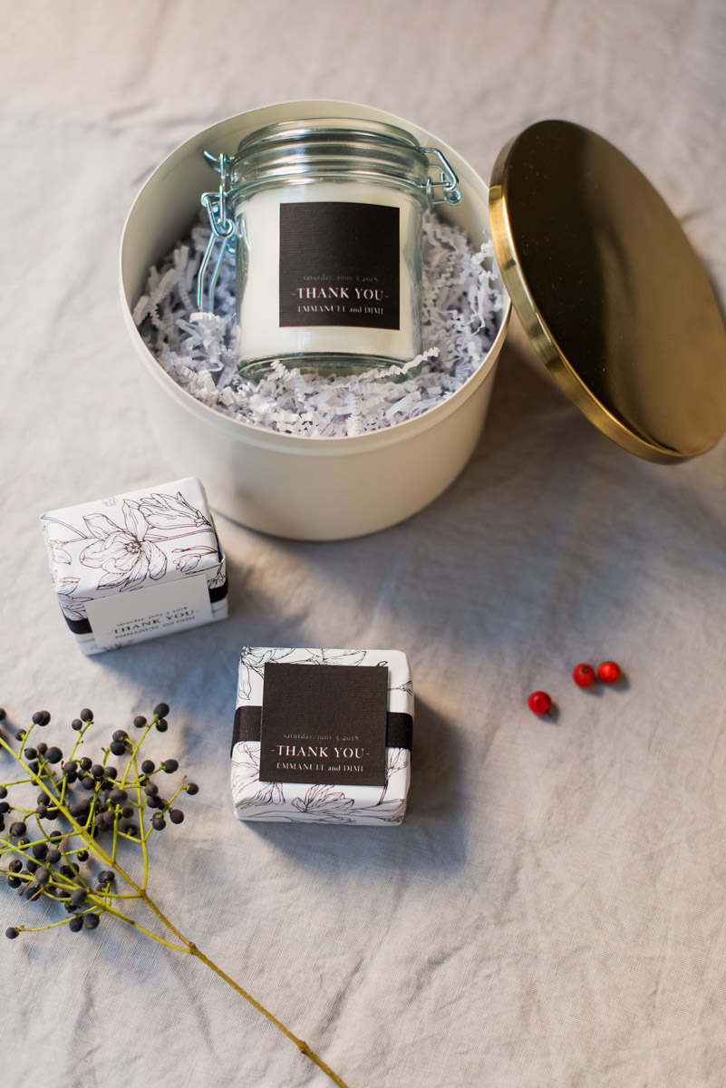 Wedding invitations greece – prosklitiria gamou – prosklisis gamou – botanical wedding - thank you wedding gift