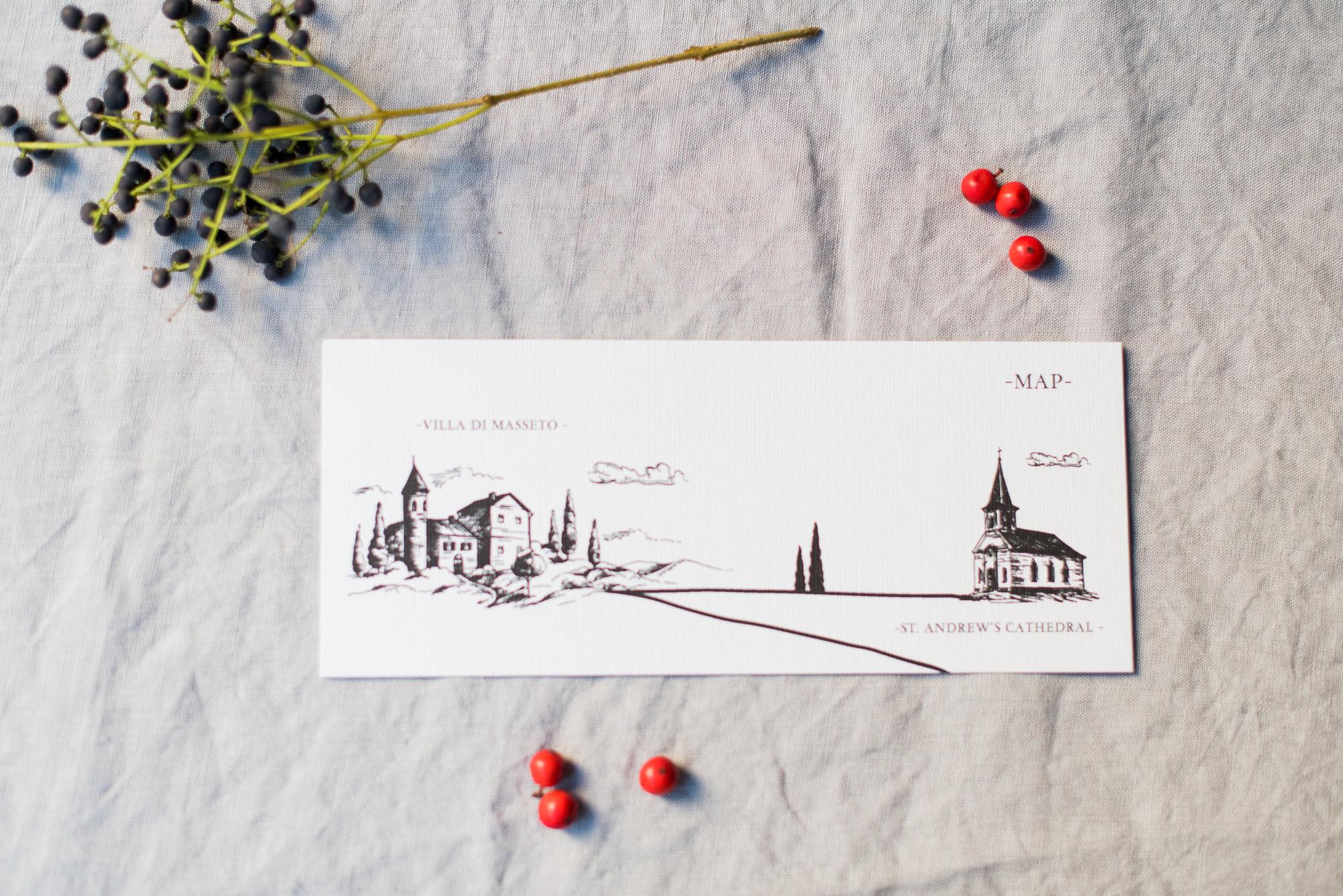Wedding invitations greece – prosklitiria gamou – prosklisis gamou – botanical wedding